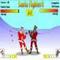 Santa Fighter - Jogo de Lutas