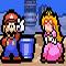 Mario's Time Attack - Jogo de Aventura