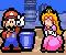 Mario Time Attack - Jogo de Aventura