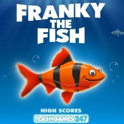 Franky The Fish - Jogo de Acção