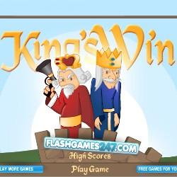 Kings Win - Jogo de Tiros