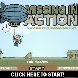 Missing In Action - Jogo de Acção